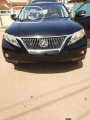 Lexus RX 2010 350 Black   Cars for sale in Abuja (FCT) State, Durumi