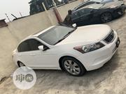 Honda Accord 2008 2.4 EX-L Automatic White | Cars for sale in Lagos State, Ikeja