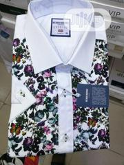Turkish Brands Men's Short Sleeve Shirts By Ricado Martinez | Clothing for sale in Lagos State, Lagos Island