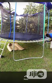 8ft Bounce Trampoline | Sports Equipment for sale in Abuja (FCT) State, Dakibiyu