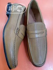 Original Ferragamo Brown Leather Shoe For Men | Shoes for sale in Lagos State, Lagos Island