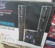 DJ Powerful Home Theater | TV & DVD Equipment for sale in Lagos State, Lagos Island