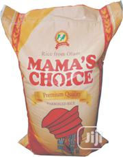 Mama Choice Rice , 50kg   Feeds, Supplements & Seeds for sale in Lagos State, Ikorodu