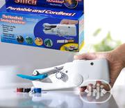 Mini Handhold Sewing Machine Household Electric Stitch For Home | Manufacturing Equipment for sale in Lagos State, Amuwo-Odofin