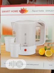 Smart Home Travel Electric Kettle | Kitchen Appliances for sale in Lagos State, Lagos Island