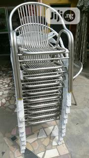 Aluminium Chair For Outdoor | Furniture for sale in Delta State, Sapele