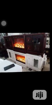 Fire Flame Tv Stand | Furniture for sale in Lagos State, Ojo