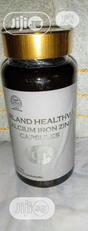 Norland Calcium Iron Zinc Good for Arthritis | Vitamins & Supplements for sale in Lagos State, Lekki Phase 2