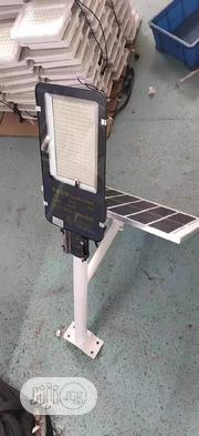 Led Soler Street Light With Panel and Remote Control 100w 7pm Till 5am | Solar Energy for sale in Lagos State, Epe
