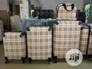Original Burberry Design Travelling Bags Set Of 4 | Bags for sale in Lagos State, Lagos Island