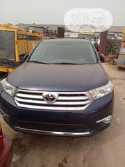 Toyota Highlander 2012 Blue | Cars for sale in Lagos State, Oshodi-Isolo