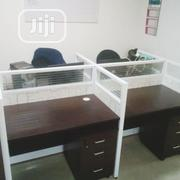 Four Man Office Workstation Table | Furniture for sale in Lagos State, Lekki Phase 1