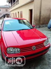 Volkswagen Golf 2005 1.6 Comfortline Red | Cars for sale in Oyo State, Ido