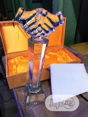 Quality Crystal Trophy | Manufacturing Services for sale in Lagos State, Mushin