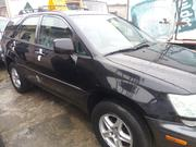 Lexus RX 2000 Black | Cars for sale in Rivers State, Port-Harcourt