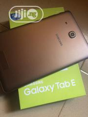 Samsung Galaxy Tab E 9.6 8 GB | Tablets for sale in Oyo State, Ido
