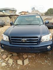 Toyota Highlander 2006 Limited V6 Blue | Cars for sale in Lagos State, Isolo