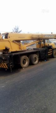 Crane Power Plus 2008 At 20 Tones For Sale | Heavy Equipment for sale in Lagos State, Amuwo-Odofin