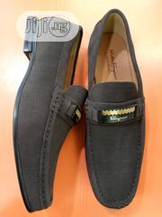 Lovely Ferragamo Suede Design Made for You. | Shoes for sale in Lagos State, Lagos Island