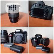 Nikon D610 With 35mm Lens for Sale   Accessories & Supplies for Electronics for sale in Lagos State, Ikeja