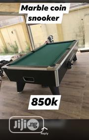 8ft Marbel Coin Snooker | Sports Equipment for sale in Abuja (FCT) State, Garki 2