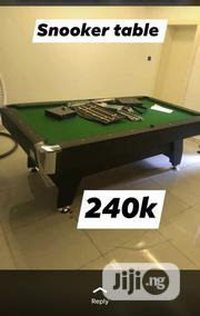 Snookerboard With Complete Accessories | Sports Equipment for sale in Abuja (FCT) State, Garki 2