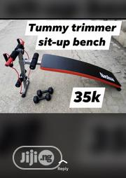 Adjustable Tummy Trimming Bench | Sports Equipment for sale in Abuja (FCT) State, Gudu