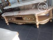 Turkish Royal Tv Stand.Marble Top | Furniture for sale in Lagos State, Ajah