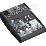 Behringer Xenyx 502 Mini   5 Input Channels   Audio & Music Equipment for sale in Lagos State, Ikeja