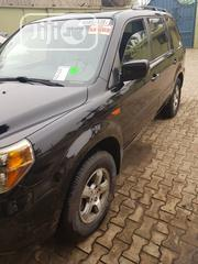 Honda Pilot 2007 EX 4x2 (3.5L 6cyl 5A) Black | Cars for sale in Lagos State, Ifako-Ijaiye