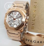 Bvlgari Chronograph Wristwatch | Watches for sale in Lagos State, Oshodi-Isolo