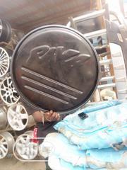 RAV4 Tyre Cover For 2005 Model | Vehicle Parts & Accessories for sale in Lagos State, Mushin