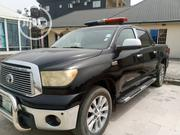 Toyota Tundra 2010 Black | Cars for sale in Rivers State, Port-Harcourt