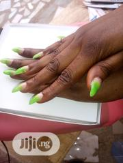Designed Powder Nails | Health & Beauty Services for sale in Oyo State, Oluyole