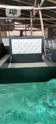Bed Frame Of 4 And 1/2 By 6ft | Furniture for sale in Lagos State, Ajah