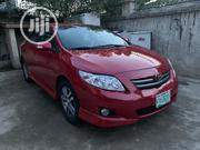 Toyota Corolla 2008 1.8 Red | Cars for sale in Lagos State, Magodo