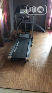 2hp Fitness Treadmill With Massager, Dumbbells, Twister And Incline | Sports Equipment for sale in Abuja (FCT) State, Gaduwa
