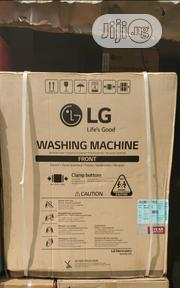 LG Double Tubr Front Loader Washing Machine | Home Appliances for sale in Lagos State, Lekki Phase 1