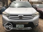 Toyota Highlander 2011 Limited Silver   Cars for sale in Lagos State, Surulere
