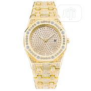 Luxury Men's Fashion Watch Diamond | Watches for sale in Cross River State, Calabar