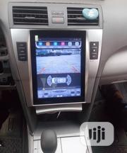 Toyota Camry DVD With Tesla Screen, USB,Bluetooth, & Reverse Camera | Vehicle Parts & Accessories for sale in Lagos State, Mushin