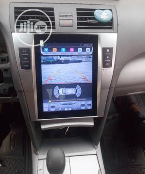 Toyota Camry DVD With Tesla Screen, USB,Bluetooth, & Reverse Camera