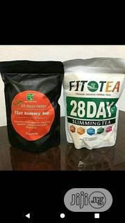 28 Days Slimming Tea Plus Free Diet Ebook | Vitamins & Supplements for sale in Lagos State, Agege