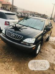 Lexus RX 2001 300 Black | Cars for sale in Lagos State, Ojodu