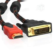 Hdmi to Dvi 1.5m | Accessories & Supplies for Electronics for sale in Lagos State, Ikeja