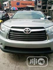 Toyota Highlander 2016 Silver | Cars for sale in Lagos State, Apapa