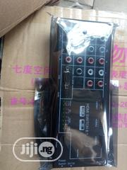 8inputs To 1outputs Video/Audio Switch/ Converter | Accessories & Supplies for Electronics for sale in Lagos State, Ikeja