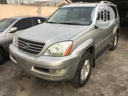 Lexus GX 470 Sport Utility 2005 Silver   Cars for sale in Lagos State, Surulere