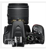 Nikon D3500 DSLR Camera With 18-55mm Lens - Black   Photo & Video Cameras for sale in Lagos State, Ajah