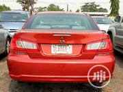 Mitsubishi Galant 2009 ES Red | Cars for sale in Lagos State, Ojota